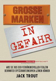 Bücher - Grosse Marken in Gefahr