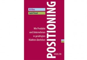 Bücher Positioning, Jack Trout & Al Ries