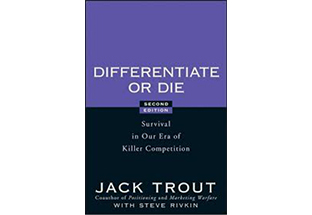 Books - Differentiate or die, Steve Rivkin