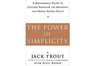 Jack Trout the power ob simplicity